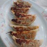 上海飯店 - 焼き餃子