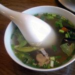 2985349 - 「鶏肉のレッドカレー」スープ