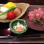 お宿 木の葉 - 夕食☆2014.8.16☆