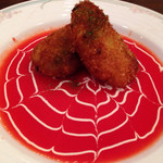 イタリア酒場料理 チーナ邸 - アボカドのコロッケ