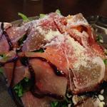 イタリア酒場料理 チーナ邸 - 生ハムのサラダ