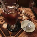 ジャズ喫茶ちぐさ - 2014/8 紅茶\500