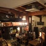 29859983 - 天井が高い2階のレストラン