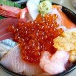 鱗晃 - 海鮮丼