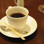 トラットリア・ラ・ヴェントゥーラ - コーヒー