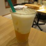 猿Cafe - マンゴーソイグルト