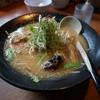 麺屋 花蔵 - 料理写真:鶏ごぼうラーメン(味噌)・・お店の一番人気なんだそうです。