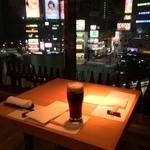 日本料理 ざぜん - カップルにはこの席