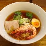 29863783 - えび醤麺 750円