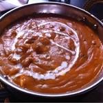 蓮池印度餐厅 - 奶油鸡肉咖喱 Butter Chicken