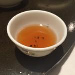 菜香新館 - 普洱茶(ポットで220円)