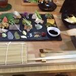 AWOMB - 手織り寿司(1450円)