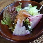 コペペ - 鎌倉野菜のサラダ