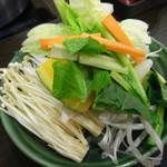 鍋ぞう - 鍋用野菜