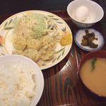 29869125 - シュウマイ定食 500円