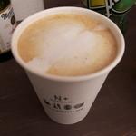 エヌプラスコーヒー - カプチーノ