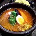 kanakoのスープカレー屋さん - アロマのキーマカレー