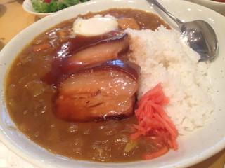 新世界菜館 - 角煮カレー