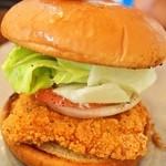佐世保バーガー BigMan - チキンバーガー