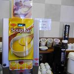 ホテルルートイン浜名湖 - マギー スープバー ドトールコーヒー
