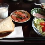 お宿 木の葉 - 朝食☆2014.8.17☆