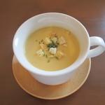 ティーカフェ - コーンスープ