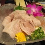 Mitsuoki - 豚しゃぶ