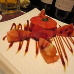 Mitsuoki - 冷やしトマト バルサミコソースがけ