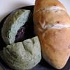 ギャベ - 料理写真:よもぎあんぱんとクルミレーズン