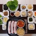 韓マウン - 料理写真:サムギョプサル