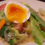 たべごと屋のらぼう - 料理写真:変わりポテトサラダ