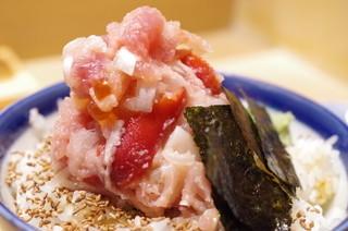 日本橋海鮮丼 つじ半 - ぜいたく丼 梅
