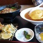 福来順 - 料理写真:ラーメン定食