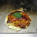 プーちゃん - 料理写真:お好み焼きそば玉