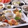 勾玉亭 - 料理写真:地元食材にこだわった料理の数々