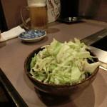 わっしょい - 2014' 8/16 「おしんこ」160円