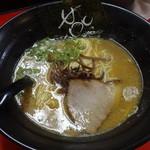 らーめん燕 - 豚骨らーめん:650円