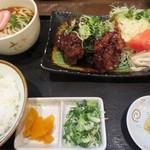 29881820 - 味噌鶏唐揚げ定食