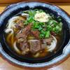 正ちゃんうどん - 料理写真:「肉うどん」600円
