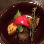29882374 - インカのめざめと野菜のグリル
