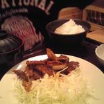29882717 - 豚の生姜焼定食