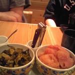 29882723 - 高菜と明太子(食べ放題)