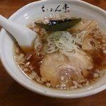ちりめん亭 - 中華そば ¥530円