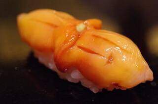 鮨 おとわ - 赤貝