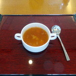 29884065 - 朝食ビュッフェ:ミネストローネスープ