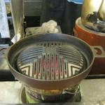 さっぽろジンギスカン - 鍋です。