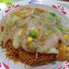 リンガーハット - 料理写真:スナック皿うどん453円!