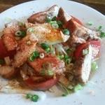 バーカロ - 鶏もも肉のスパイス焼きサラダ(lunch)
