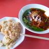 福ちゃん食堂 - 料理写真:海老チャーハンと台湾ラーメン