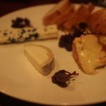 小久保 - チーズ盛り合わせ